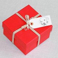 Labrador Gift Tag
