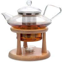 Luxury Glass Teapot