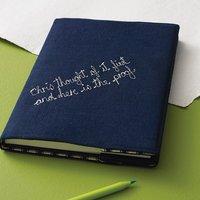 Personalised Men's Notebook