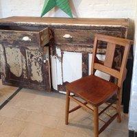 Original Church Chair
