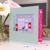 'Special Delivery' New Baby Card