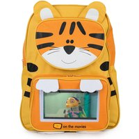 Child's Tiger Tablet Pocket Backpack