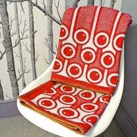 Soft Woven Lambswool Blanket