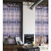 Duprez Vintage Violet Wallpaper