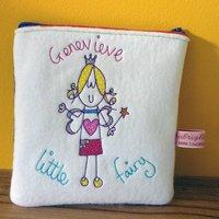 Personalised Little Fairy Purse
