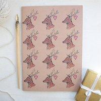 Woodland Deer Notebook