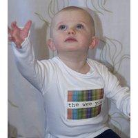 Scottish Wee Yin Long Sleeve T Shirt