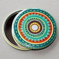 Aztec Pocket Mirror