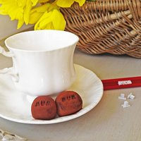 Make Your Own Personalised Truffles Kit