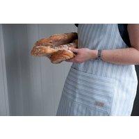 Ledbury Blue Grey Kitchen Apron