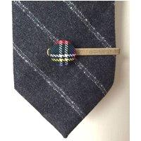 Vintage Woollen Tie Clip