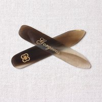 Natural Horn 'Gorgeous' Collar Stiffeners
