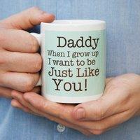 'When I Grow Up' Mug