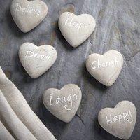 Sentiment Stone Hearts