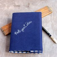 Personalised Dad's Great Ideas Notebook