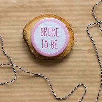 'Bride To Be' Hen Party Badge