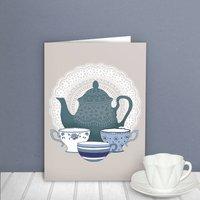 Teapot Card