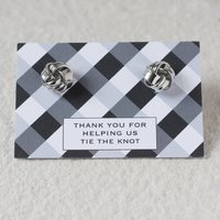 Thanks Tying The Knot Cufflinks