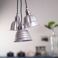 Vintage Jelly Mould Pendant Lights