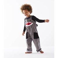Shark Dungarees Costume