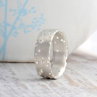 Diamond And Silver Ring, Silver