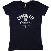 Proper Job Chocolate Consultant' Organic T Shirt