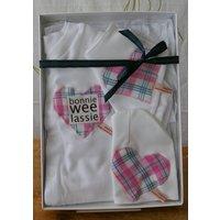 Scottish Baby Bonnie Wee Box Set