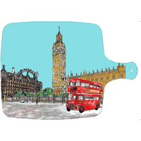 Parliament Square London Large Chopping Board