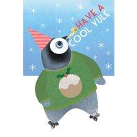 Cool Yule Penguin