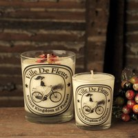 Lime, Basil And Mandarin Soy And English Cobnuts Candle