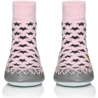 Child's Cool In Pink Moccasin Slippers, Pink