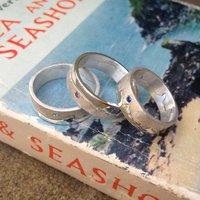 Coast Ring With Precious Stone