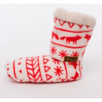 Cosy Boot Slippers