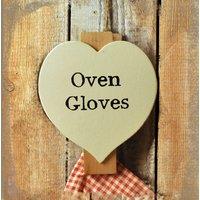 Big Peg For Oven Gloves