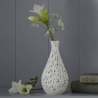 Tangled Web Ceramic Bud Vessel
