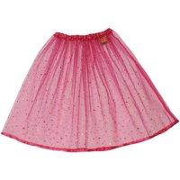 Sequin Fuchsia Skirt