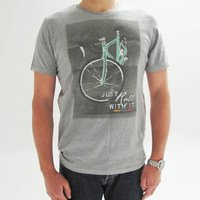 'Just Roll With It' Graphic T Shirt