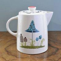 Toadstool Teapot