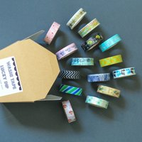 Washi Tape Bumper Pack Of 14