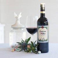 Personalised Chateau Premium Wine
