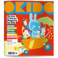 Okido Magazine Issue 29 All About Machines