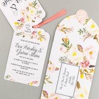 Floral Affair Luxe Invitation Suite