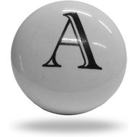 Ceramic Knobs A To Z Letter Door Step
