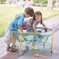 Clear Water And Sand Play Table