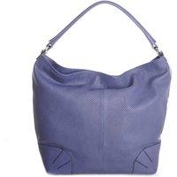 The Bertina Shoulder Bag In Capri Blue, Blue