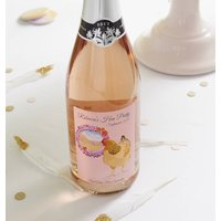 Personalised Hen Party Prosecco