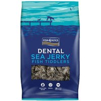Fish4Dogs Dental - Sea Jerky Fish Tiddlers