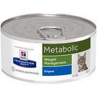 Hill's Metabolic Weight Management - Feline Dosen 24 x 156 g