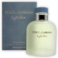 Dolce & Gabbana D&G Light Blue Homme Eau de Toilette 40 ml