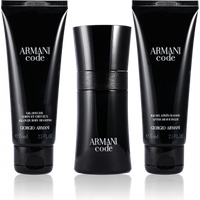 Giorgio Armani Code Pour Homme EDT 50 ml+ DG 75 ml + ASB 75 ml  Spray Aftershave Shower Gel